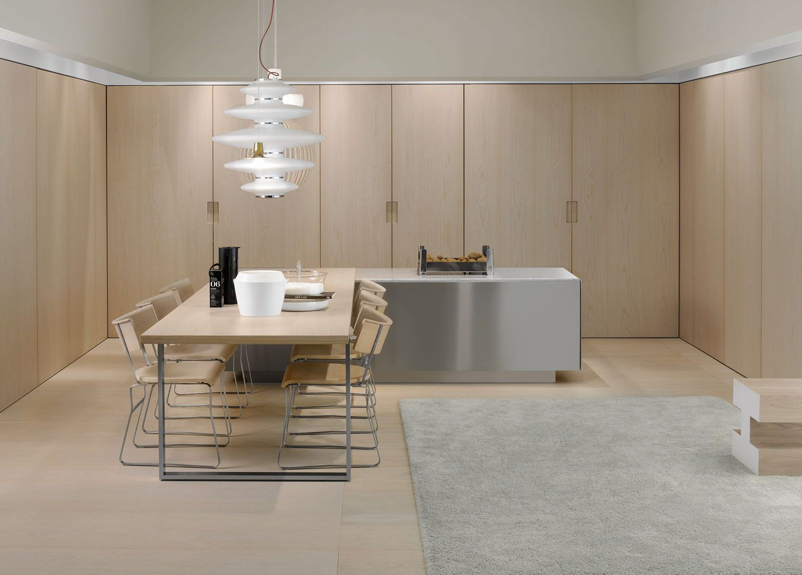 Spatia Arclinea Modern Kitchen Design Contemporary Kitchen Design Italian Kitchen Design