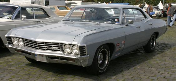 1967 Chevy Impala 4 Door 575 600 All 1967 Chevrolet Impalas Chevrolet Chevy Impala Classic Cars