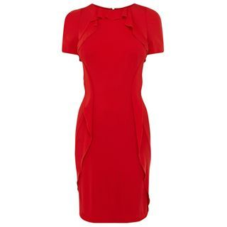 Jersey Ruffle Dress, £140.