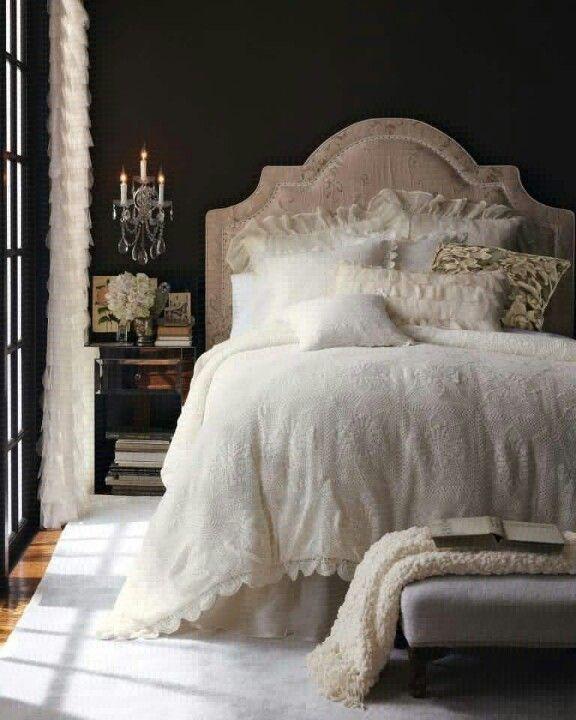 Romantic bedroom definitely a dreamy bedroom