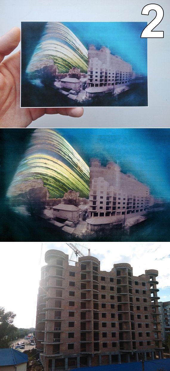 Pinhole Postcards/Postcards For Framing/Art Print/Pinhole ...