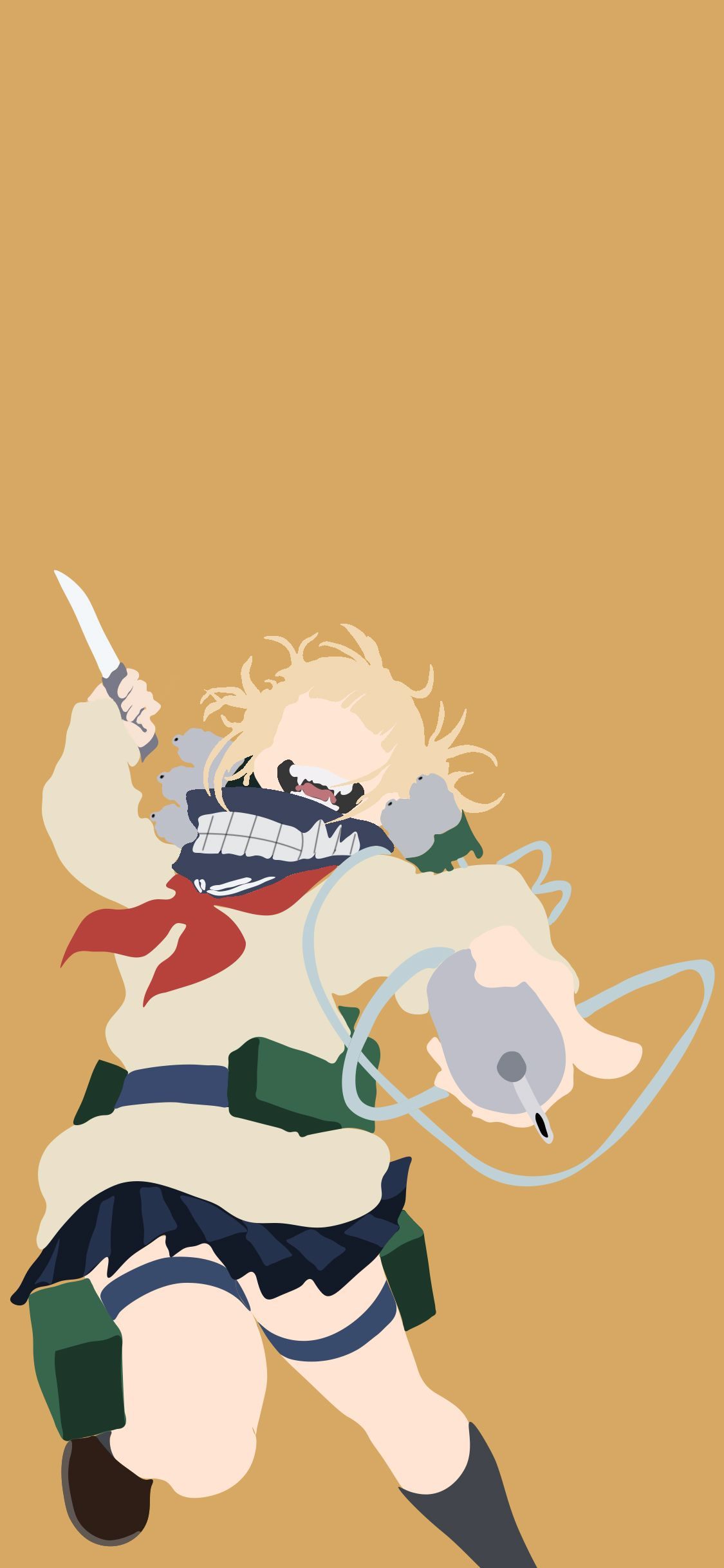 Toga Himiko Wallpaper Hero Wallpaper Cool Anime Wallpapers Cute Anime Character