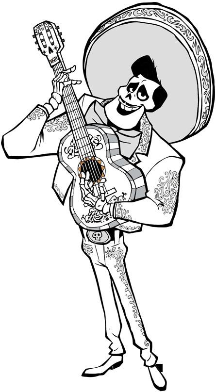 Ernesto De La Cruz From Disney S Coco Disney Disney Disney