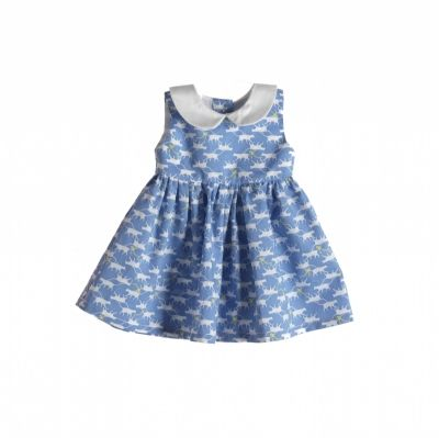 Accessories Dolly & Dolly Clothes Doll Clothes - Cat Print Dress