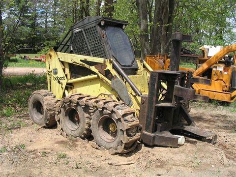 Bobcat 1213 Feller Buncher Service Repair Workshop Manual