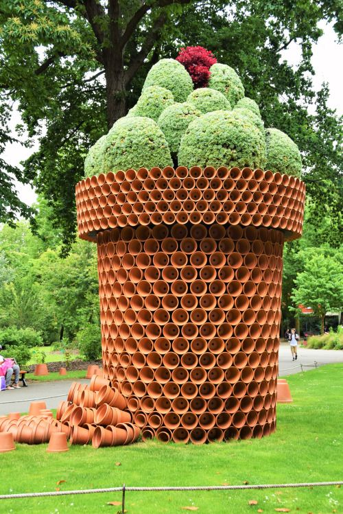 Les créations insolites de Claude Claude Ponti à découvrir au Jardin ...