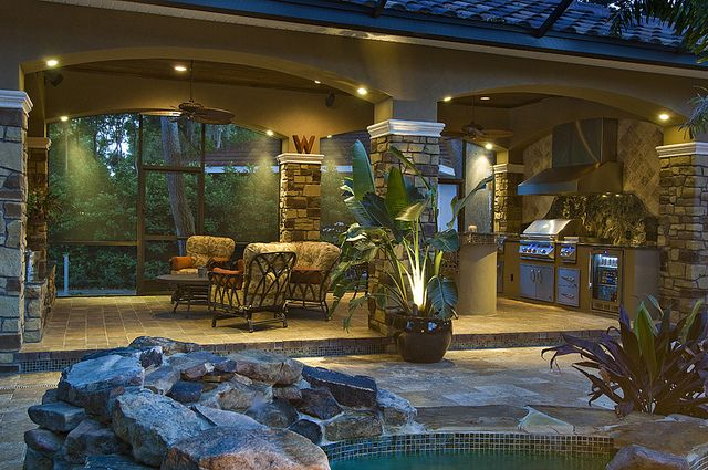 Vision Photography: luxury outdoor kitchen | Outdoor ... on Vision Outdoor Living id=53942