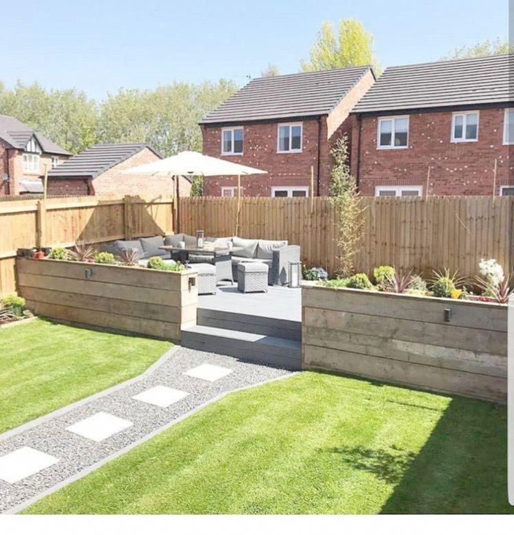 Garden Types For Contemporary Landscape Architecture Its Landscape Gardening Jobs Cheltenham Landscape Backyard Garden Landscape Small Outdoor Patios Backyard