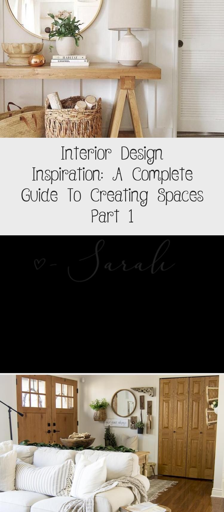 Do you struggle to take a space from dream to reality? Join me for a complete guide to creating spaces you love, starting with interior design inspiration! #fromhousetohaven #interiordesigninspiration #homedecor #interiordesign #Bohointeriordesign #Traditionalinteriordesign #interiordesignWood #interiordesignApartment #interiordesignWallpaper