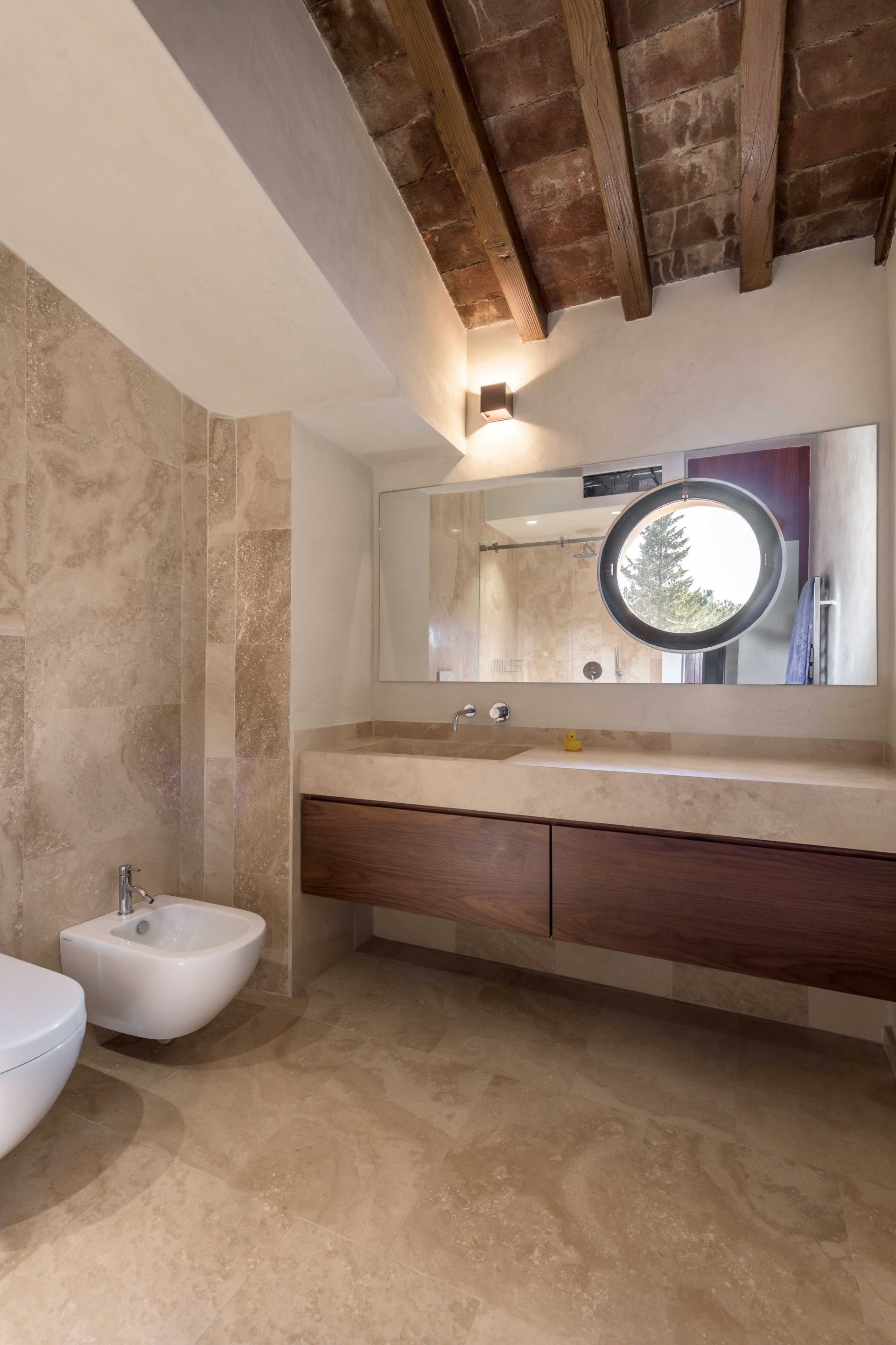 Pierattelli Architetture Designs The Interior Of An Old Tuscany Farmhouse Floornature House Redesign Tuscan House Interior