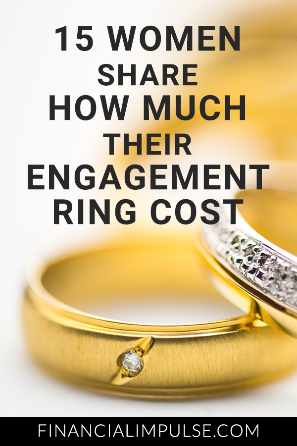 15 Women Share How Much Their Engagement Ring Cost