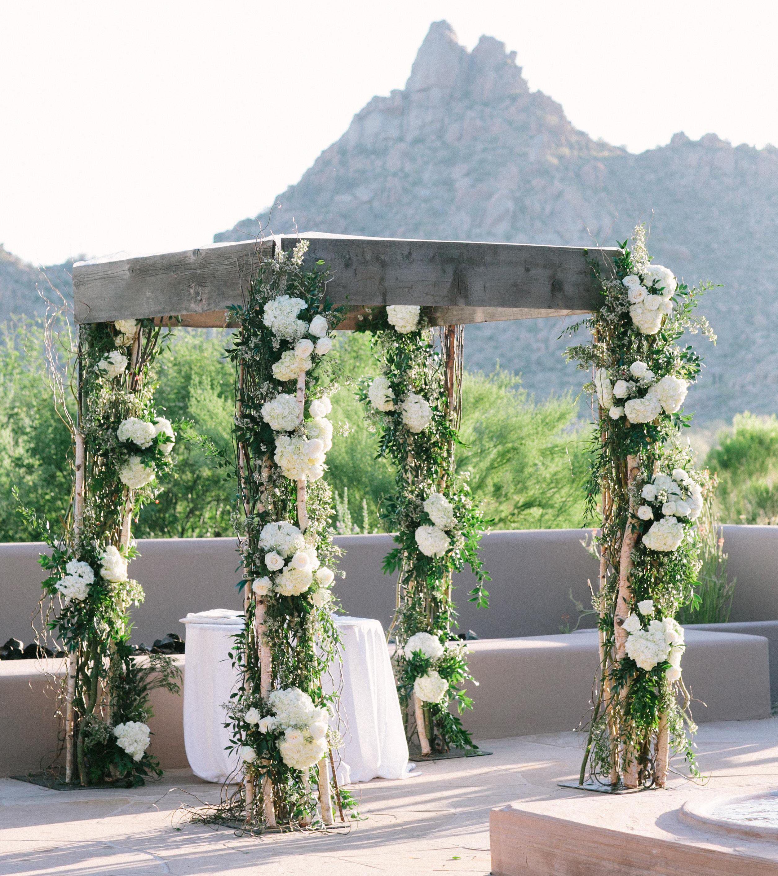 16 Amazing Chuppahs from Real Wedding Ceremonies Wedding