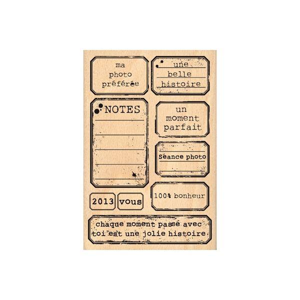 etiquettes vintage tampons pinterest etiquette vintage tampon bois et tampon. Black Bedroom Furniture Sets. Home Design Ideas