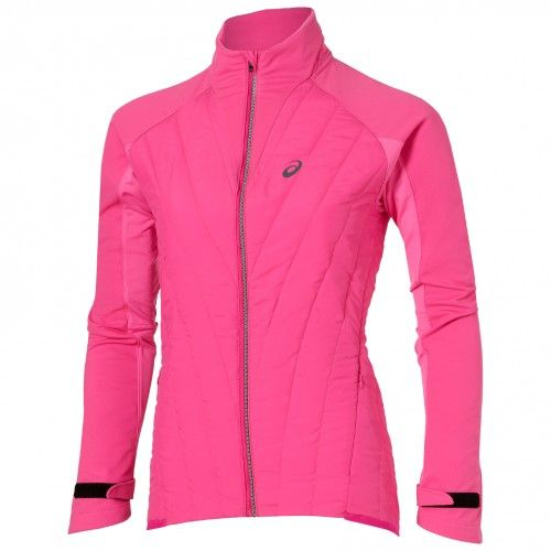 HYBRID JACKET #ropa #deportiva #chaqueta #mujer #running #asics www ...