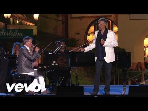 Andrea Bocelli Jurame Live From Lake Las Vegas Resort Usa
