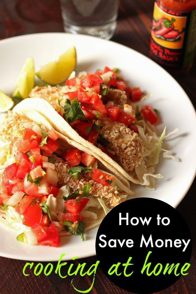 How to Save Money Cooking at Home | Tips for Success from Life as MOM