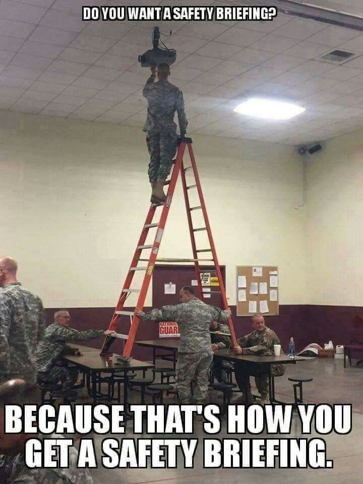 The 13 Funniest Military Memes Of The Week 2 10 16 Military Memes Military Humor Army Humor