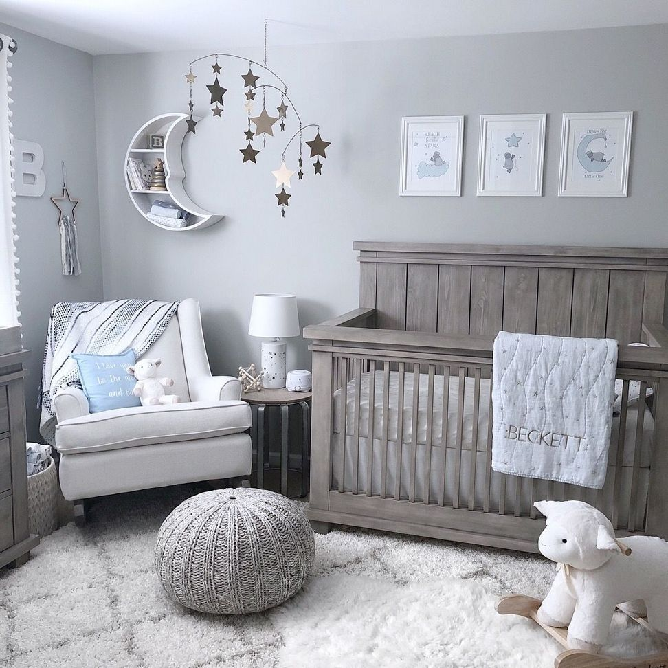 Nursery Ideas For Your Baby Boy