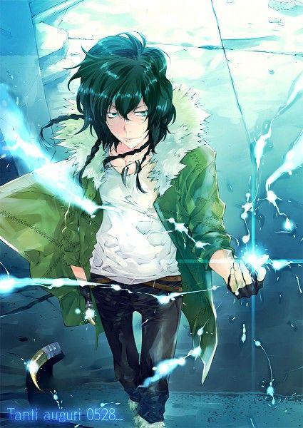 Katekyo Hitman Reborn Hitman Reborn Anime Lambo Bovino