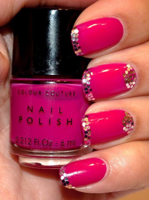 Pink Nail Designs for Women: Pink Nail Polish ~ Nail Colors Inspiration - Pink Nail Designs For Women: Pink Nail Polish ~ Nail Colors