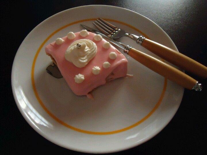 My No Bake Cheesecake