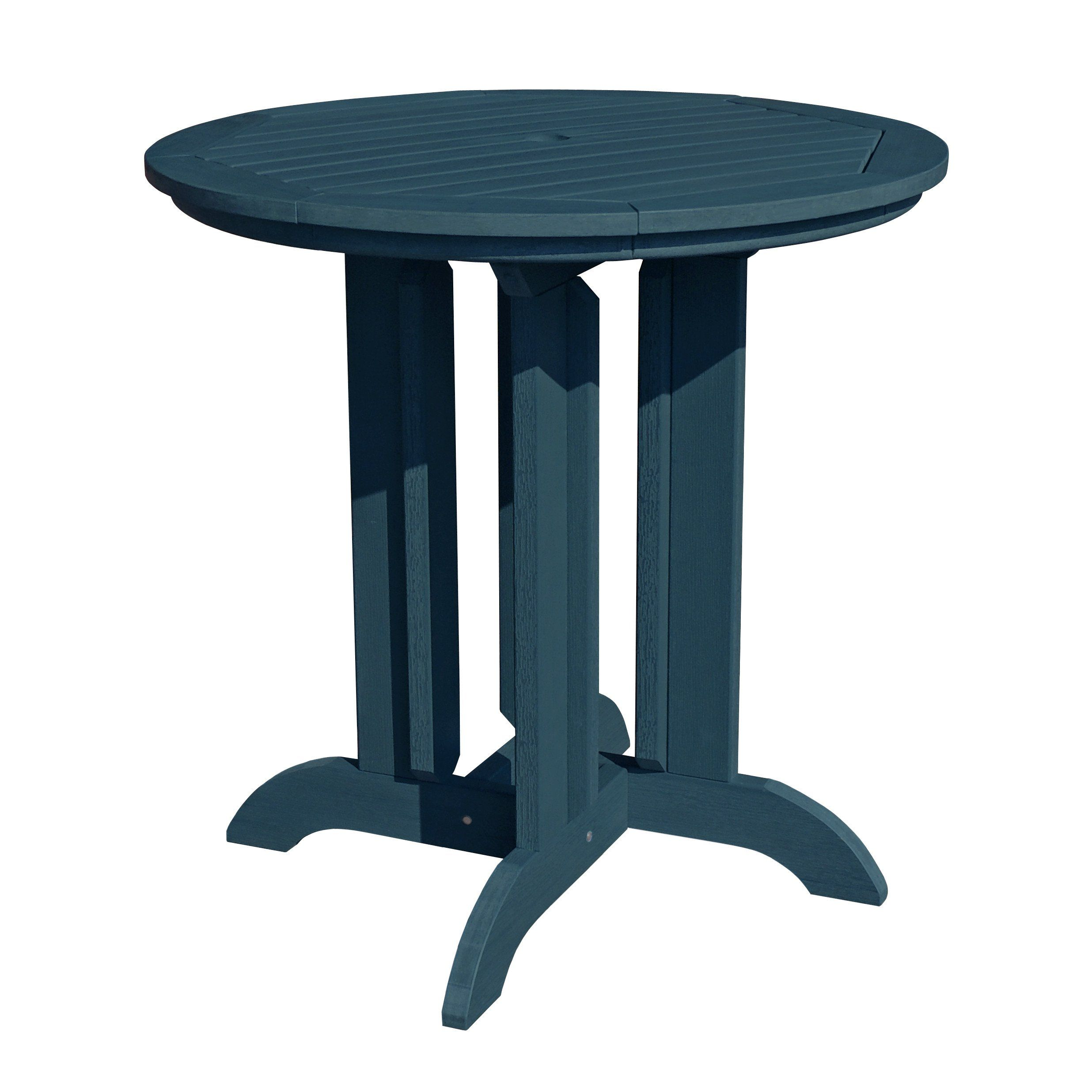 Round 36 Diameter Counter Dining Table