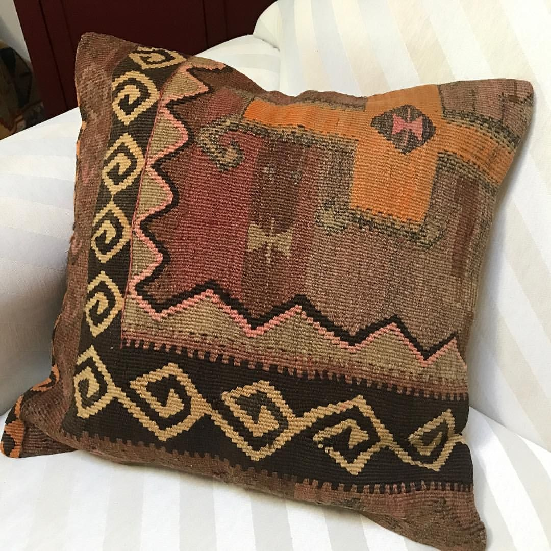 """0 Likes, 1 Comments - @treasurekilims on Instagram: """"Vintage Kilimpillow. FREE Shipping within Continental USA. Ships from PA. treasurekilims.com…"""""""