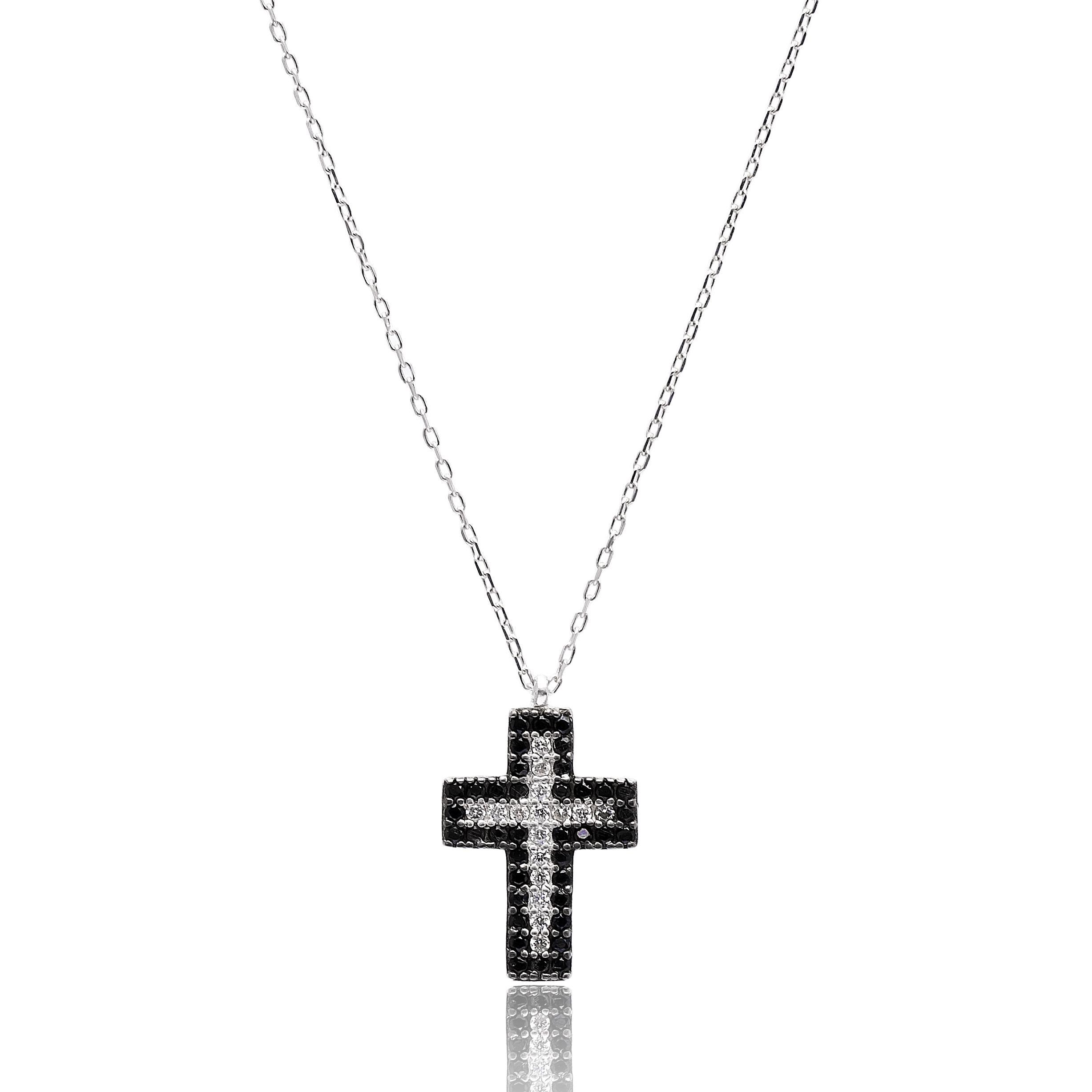 Wholesale #Turkish #Silver #New #Pendant #zircon #Cross