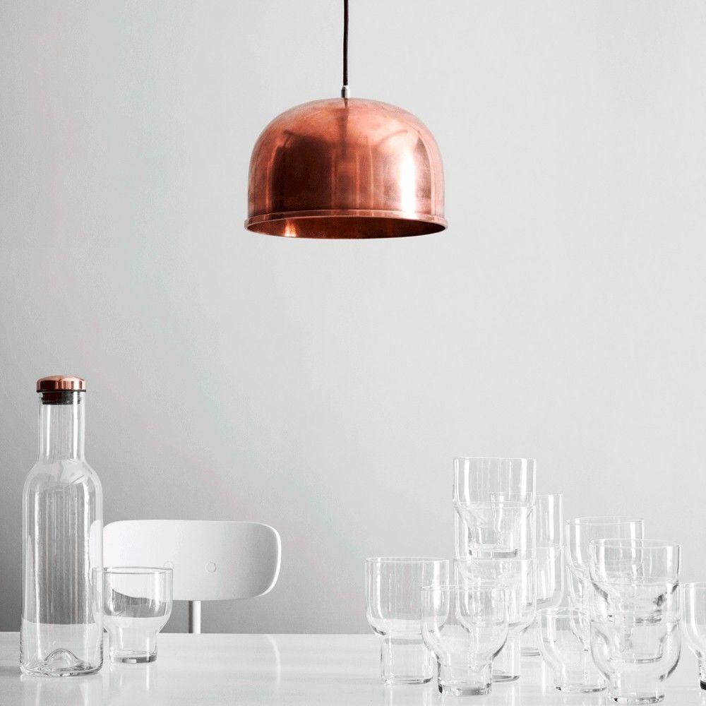 Gm Wohndesign: MENU GM15 Pendant - Leuchte Kupfer