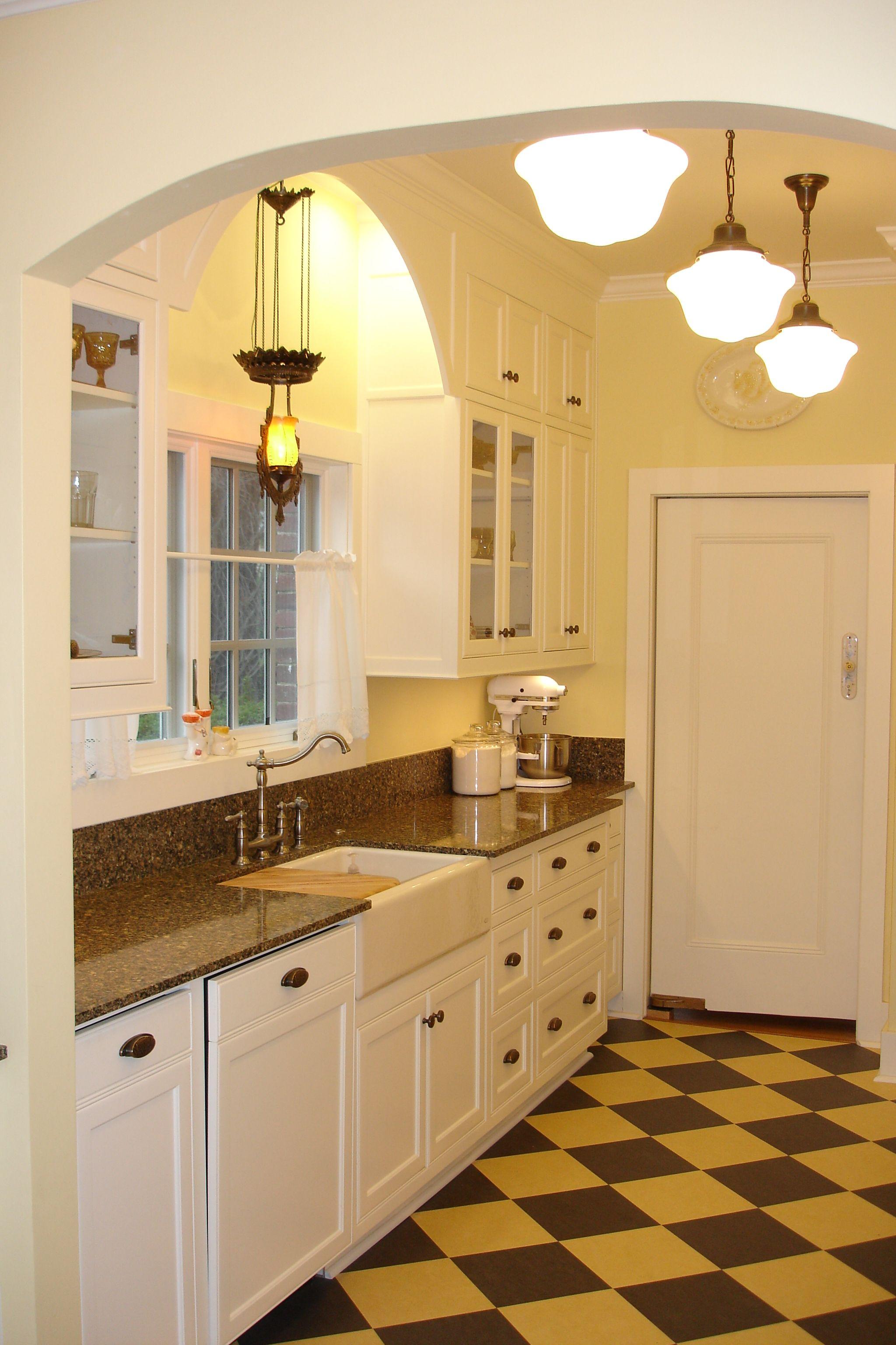 Kitchen Restoration Ideas colonial revival kitchen restoration | kitchens & dining spaces