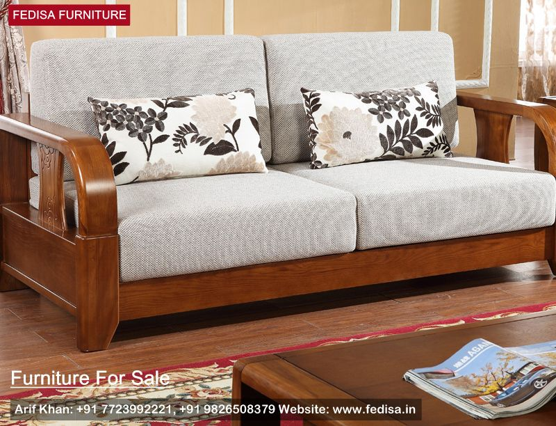 Wooden Sofa Sets For Sale Inspiration And Pictures Fedisa Wooden Sofa Designs Wooden Sofa Wooden Sofa Set
