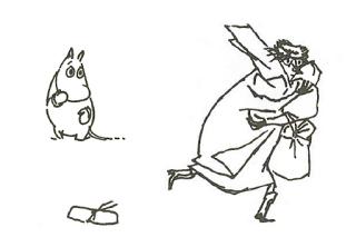 Muumittajan Muumi-blogi: Kuusi (Granen)