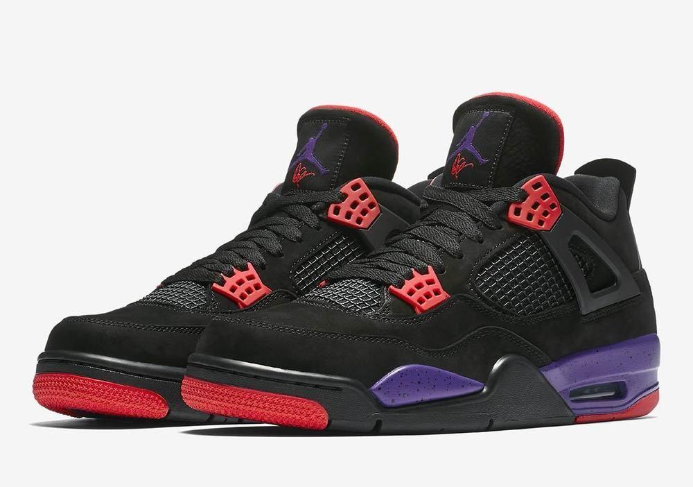 c009003469113c eBay  Sponsored DS Nike 2018 Air Jordan IV Retro NR Raptors Drake OVO  Basketball Supreme Sz 9.5