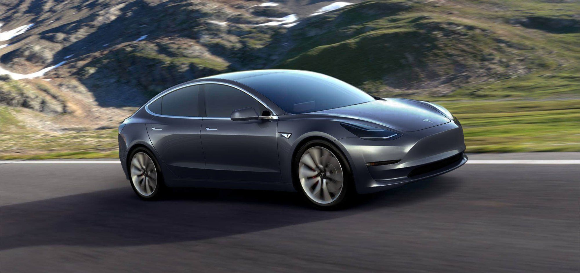 Tesla unveiled the Model 3 last week and displayed a several prototypes in a select few custom colors. The company also released some promo shots with differentpaint jobs, and there's a bunch....