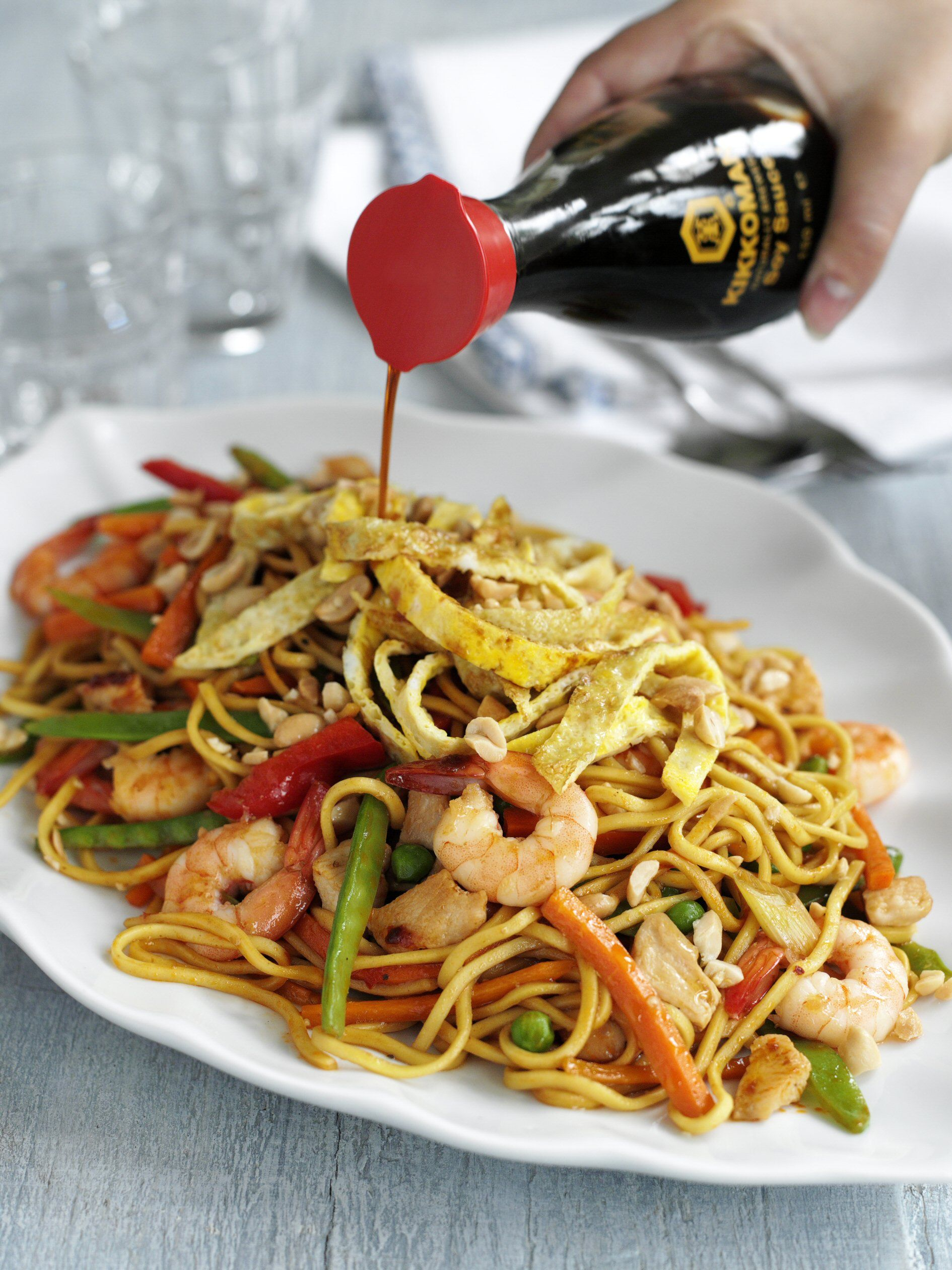 Celebrate Chinese New Year with this delicious #Bami #Goreng recipe ...