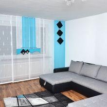 Wohnzimmer Gardinen nach Maß kaufen (с изображениями