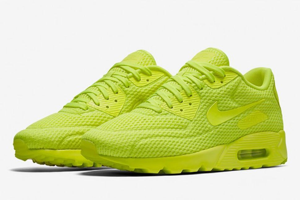 "Nike Air Max 90 Ultra BR ""Volt"" •"