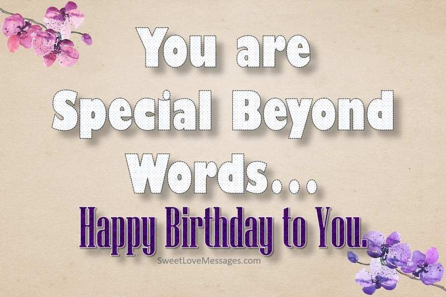 2020 Happy Birthday Wishes For A Special Friend Female Or Male