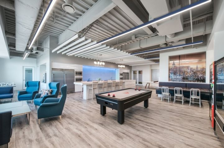 Cisco offices by FOX Architects, Fulton – Maryland » Retail Design ...