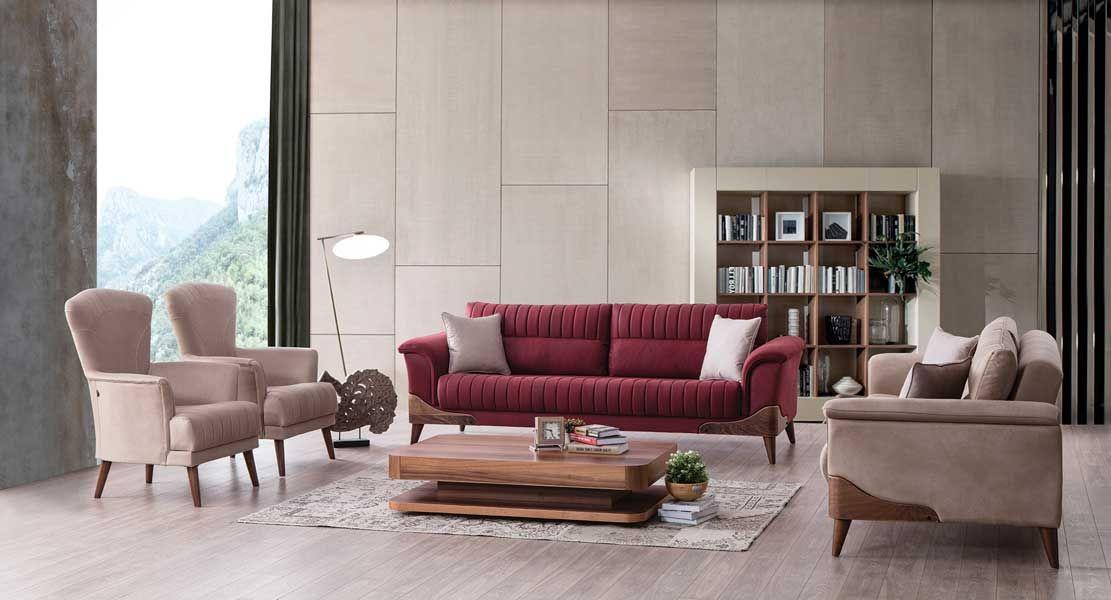 Weltew Rachel Koltuk Takımı Love Home Outdoor Furniture Sets Decor Sofa