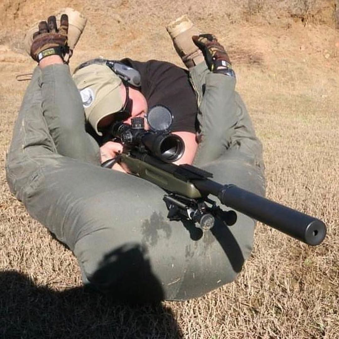 Смешная картинка снайпер