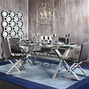 Axis Dining Table In 2019 Kitchen Remodel