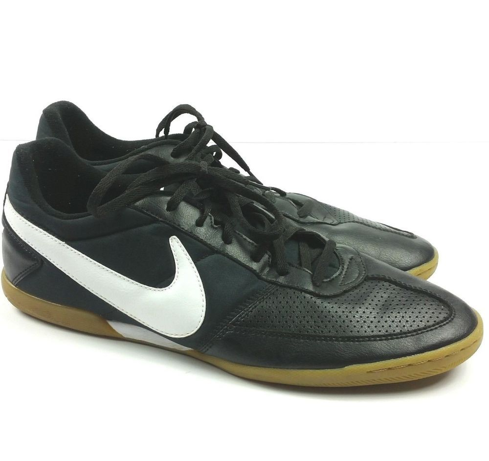 cheaper bc07e 8aff2 Nike Davinho Mens Size 13 Indoor Soccer Shoes Old School Training Tennis  Sneaker Nike