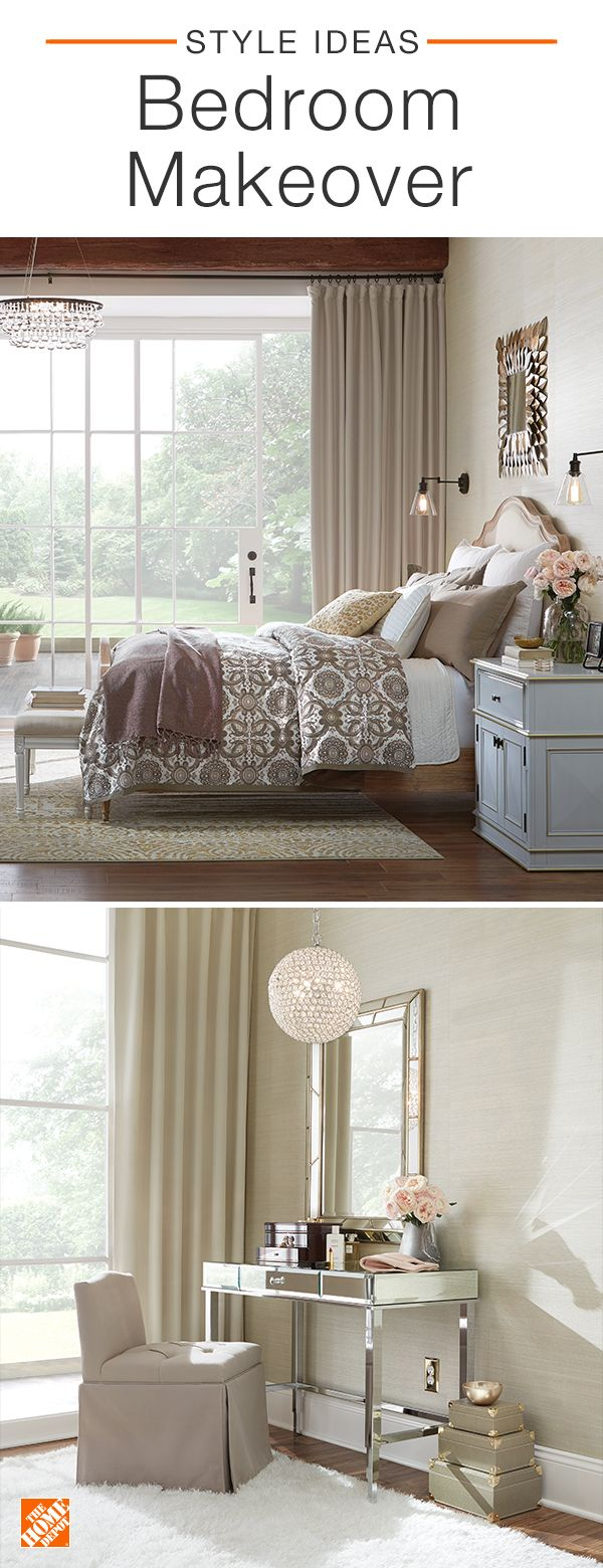 Reinvent your bedroom with statement furniture like a sophisticated