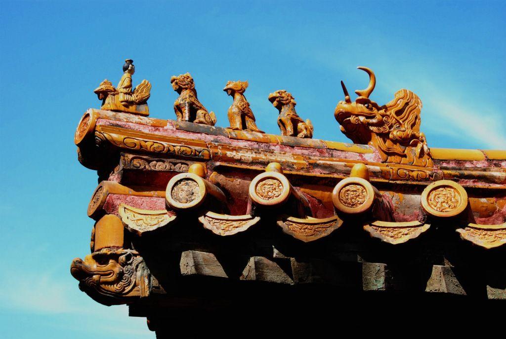 roof decoration china pinterest city