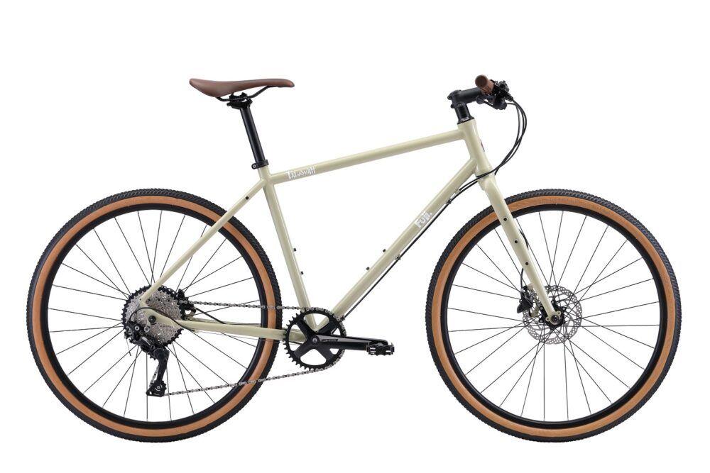 クロモリフレームのアドベンチャークロスバイク Fuji Talawah 2021年モデル バイク クロス ピストバイク