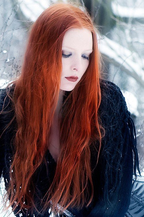 Love This Rich Red Hair Color It S Pravana Chromasilk 6 66 Plus The Additive And