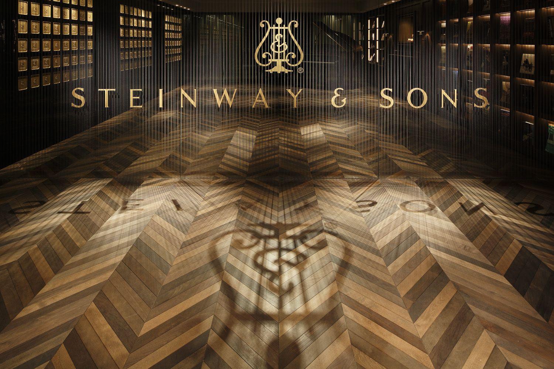 Gallery of Steinway & Sons Showroom / OgataYoshiki + SALT + IkawaAtsushi + WataseIkuma - 13