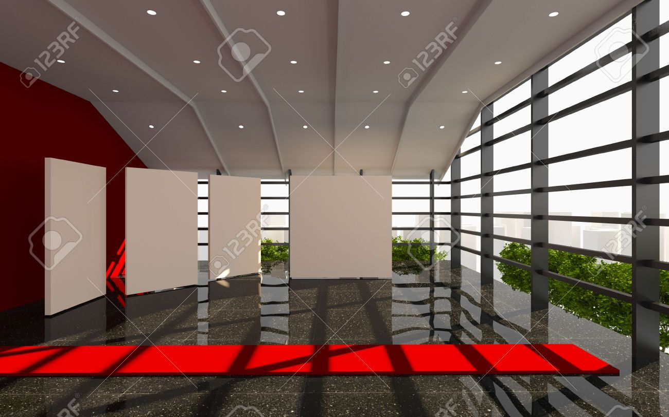 Red White And Black Modern Office Google Search Office Rehab