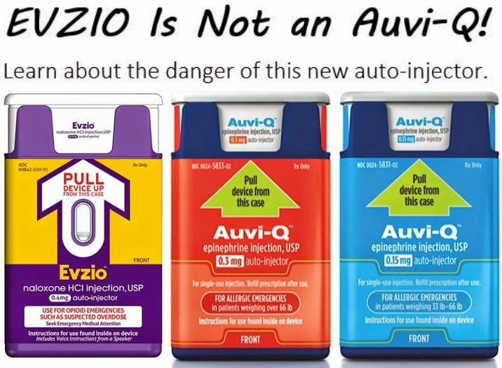 The Allergic Butterfly Meet Evzio The Newest Talking Auto Injector